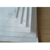 China PPS Glass Acrylic Needle Felt Filter Cloth Light Weight For Dust Collector Bag wholesale