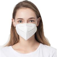 China Reuseable N95 Dust Mask High Filtration Disposable Anti Dust Face Mask wholesale