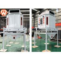 China Chicken Bird Feed Pellet Cooler 1-20 T/H Capacity 0.002MPa Simple Operation wholesale
