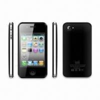 China Dual-SIM Card Mobile Handset, Supports Bluetooth and MP3/MP4 Players wholesale