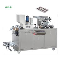 China Aluminum Plastic Tablet Blister Packing Machine Automatic Stroke Range 30~80MM on sale