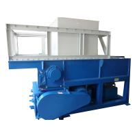 China Low Noise Plastic Chipper Machine / Stable Plastic Recycling Grinder wholesale