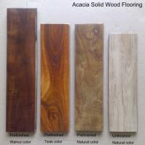 China Small Leaf Acacia Flooring wholesale
