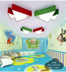 Quality IP40 fish type indoor LED ceiling lighting/led lights/ LED children's Light for for sale