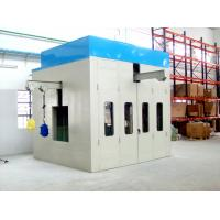 China Best Price, Used Economic Auto Spray Booth For Sale/ Car Paint Oven (2 years warranty time, long-life maintenance) on sale