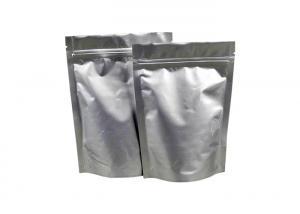 China 150mm Length Aluminum Foil Heat Seal Bags wholesale