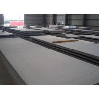 China 304 Super Duplex Stainless Steel Plate , Stainless Steel Metal Sheet Panels on sale