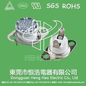 China KSD301 mini bimetal thermal switch,KSD301 temperature sensor wholesale