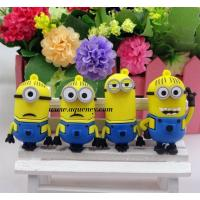 China 3D Cartoon USB Despicable me usb flash drive from Shenzhen Factory wholesale