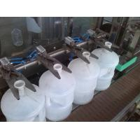 China Beverage / Mineral Water PLC Based Automatic Bottle Filling System 10000-12000BPH wholesale