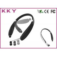 China Sports Bluetooth Earphone Neckband Bluetooth Headphones Supports Multi - Connection wholesale