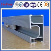 China high efficiency10000w solar panel mounting aluminum rail, Solar Module Mounting Rail wholesale