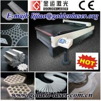 China Lazer Cutting Filter Machine With Conveyor Table wholesale