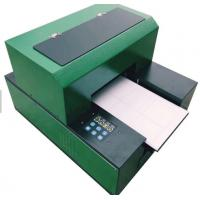 China Flatbed A3 DX5 1390 Desktop Uv Flatbed Printer , Mug Ceramic Digital Printing Machine wholesale