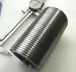 China Wear Resistance Tungsten Carbide Thread Rolling Dies YG6C YG8C YG11C Grade on sale