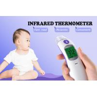 China Eco - Friendly Infrared Forehead Thermometer Non Contact ABS Plastic Material wholesale