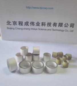 China Round Tube piezoelectric ceramics for Ultrasonic Testing Laboratory wholesale