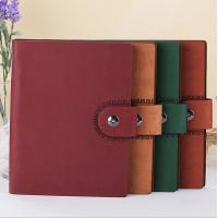 China Manufacture Loose leaf notebook in leather cover  LN-006 wholesale