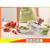 China Clear Ldpe Cling Film / Food Wrap / Plastic Stretch Film For Food Grade wholesale