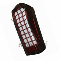 China Red Or Smoked Black Color 4x4 Driving Lights Car Tail Lights For Isuzu Dmax 2012-2019 wholesale
