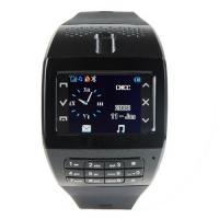 China 2012 wrist watch phone Quad-band 1.5 inch Touch Screen 1.3 Mega Pixels Camera wholesale