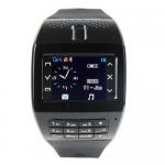 China 2012 wrist watch phone Quad-band 1.5 inch Touch Screen 1.3 Mega Pixels Camera wholesale