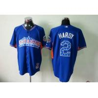 China 2013 MLB All Star jersey Baltimore Orioles 2# Hardy wholesale