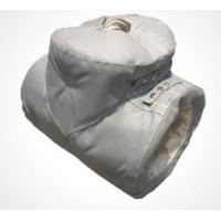 China Recycled Aerogel Thermal Insulation / LNG Valves Flange Thermal Covers wholesale