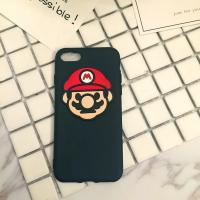 China Soft Silicone DIY 3D Peach Jun Super Mario Handmade Cell Phone Case Back Cover For iPhone 7 6s Plus wholesale