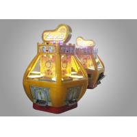 China CE Medal Coin Operated Coin Pusher Machine With High Floor Efficiency wholesale