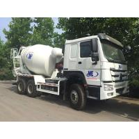 China Safety Multi Color Ready Mix Concrete Truck With Euro II Diesel Engine wholesale
