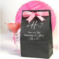 China Recycled Wedding Favors And Gifts Paper Shopping Bags with Glossy or matt lamination wholesale