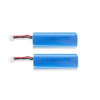 China Rechargeable 3.7V 2500mAh 18650 Battery Pack For Power Storage wholesale