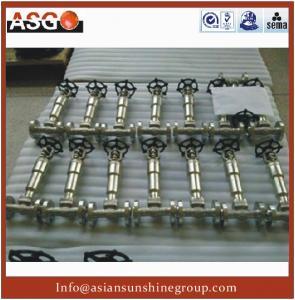 China Special Valve Cryogenic Valve F316 Exten-Globe Valve-Valve-ASG Fluid Control Equipment–ASG wholesale