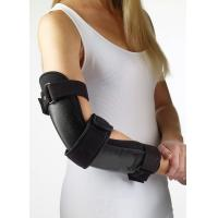 China Cubital Tunnel Elbow Splint With Breathable And Comfortable Terry Pad wholesale