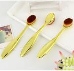 China Professional Toothbrush Shape Brush Nylon Handle Nylon Plastic Ferrule wholesale