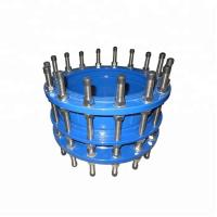 China China iso2531 Ductile Iron Pipe Fittings Dismantling Joint wholesale