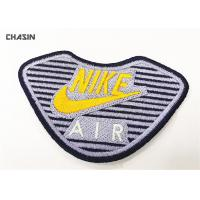China OEM / ODM Embroidery Shoes Brand Name Sew On Patches And High Quality wholesale
