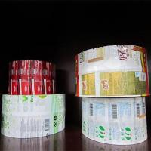 China Biodegradable Shrink Sleeve Labels Custom Printed Shink Wrap For Black Tea Bottle Packaging wholesale