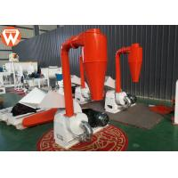 China 11KW Hammer Mill Animal Feed Crusher 3200r/Min Spindle Speed 1650×820×1200mm wholesale