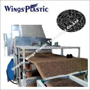 China High Quality Cheap Universal PVC Car Mat Plastic Extrudering Machine on sale