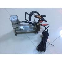 China Metal Car Air Pump Compressor Single Cylinder For All Kinds Of Cars With Gauge wholesale