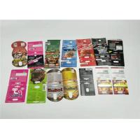 China Capsule Plastic Blister Packaging Sex Pill 3D Card Rhino 8-50000 Pattern With Plastic Cover wholesale
