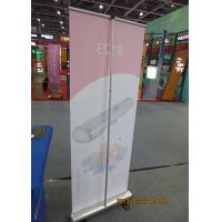 China Horizontal Retractable Display Banners Waterproof For Advertising / Events 80*200cm wholesale
