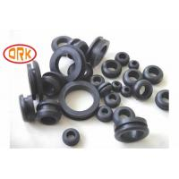China Anti Age Coloured Electrical Custom Rubber Grommet Exccellent Fatigue Resistance wholesale