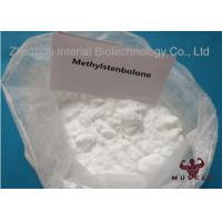 China Methylstenbolone Powder Muscle Building Prohormones For Strong Fitness CAS 5197-58-0 wholesale