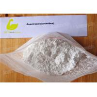 Buy cheap Arimidex Anastrozole Powder Anti Cancer Steroids from wholesalers