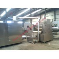 China MultifunctionCorn Flake Production Line Breakfast Cereals Low Energy Consumption wholesale