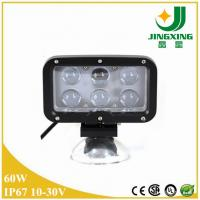 China 60w ledbar automotive led work light, 10w led off road work light, 24v led work light on sale