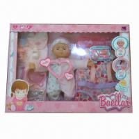 China 15-inch Doll with Sounds wholesale